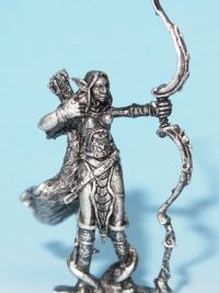 Aairian of The Bow - Wood Elf Archer miniature