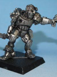 undead scifi captain