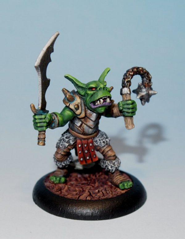 Fantasy Orc Warrior - Gorebag