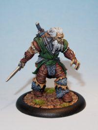 fantasy Norse warrior