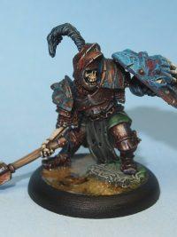 undead chaos warrior - Malak