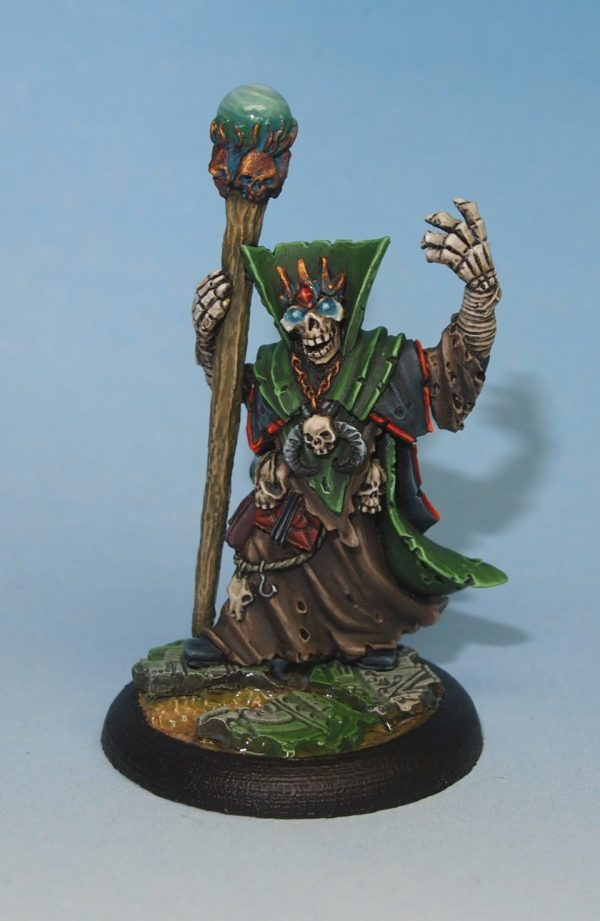 Melcor - Undead Command Group Liche