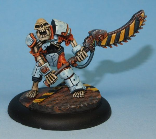 painted undead space ork