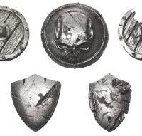 shields for fantasy miniatures