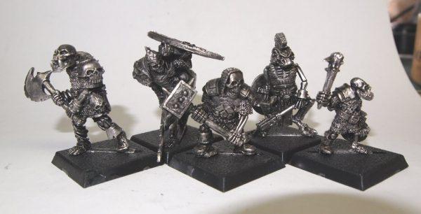 fantasy miniatures mixed species unit