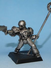 undead scifi standard bearer model