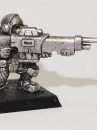 space dwarf with heavy weapon - Thorson-Hammer