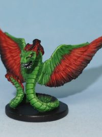 Winged Serpent miniature