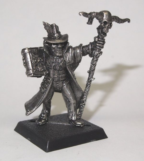 undead necromancer miniature
