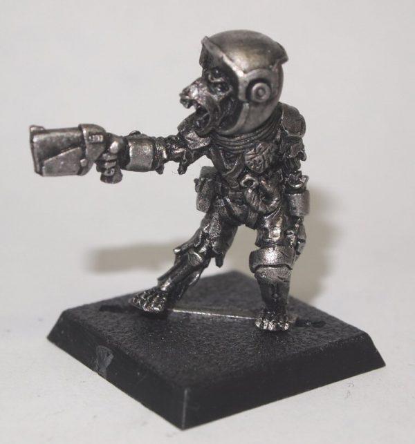 Zombie space goblin